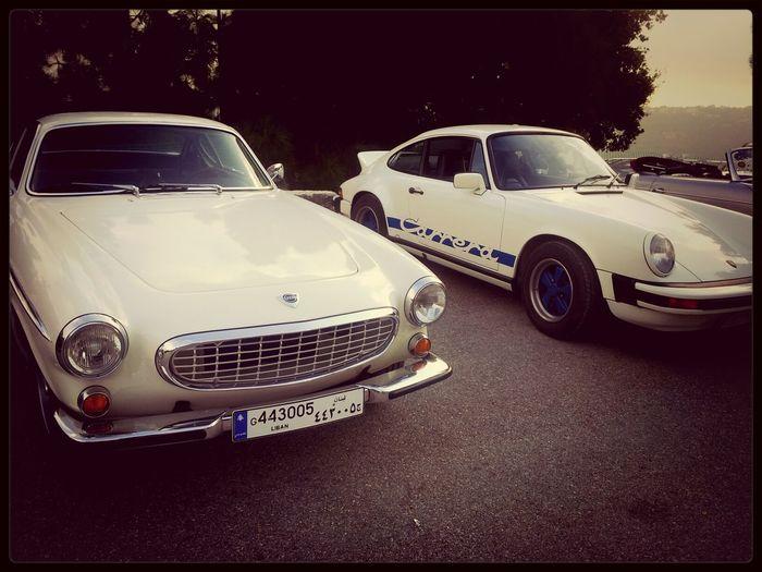 Yawmiyat Ghalboun-يوميات غلبون Classic Cars Exhibition & Parade Summer Time