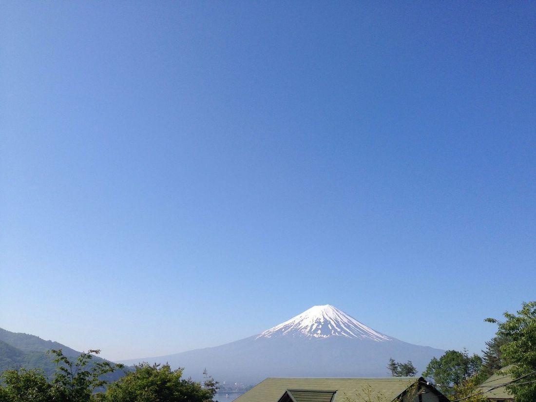 G'mornin☆ 富士山 Landscape Taking Photos Nofilter#noedit