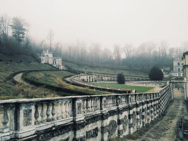 Villadellaregina Architecture Juvarra Baroque Turin Flaneur