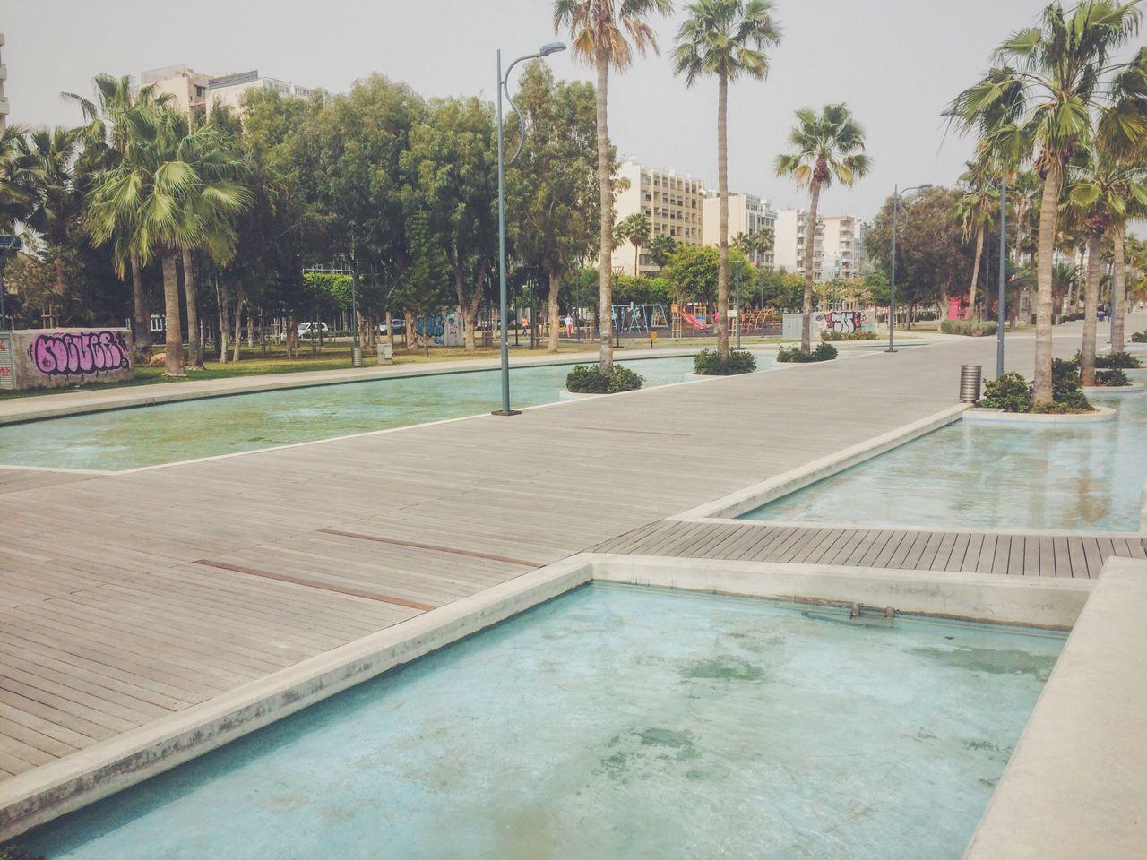 Limassol park! Park The Architect - 2017 EyeEm Awards