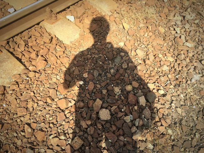 Stone Day Outdoors Nature Railway My Shadow After The Rain Iphonephotography IPhoneography Iphone6s Color Palette Color Palette