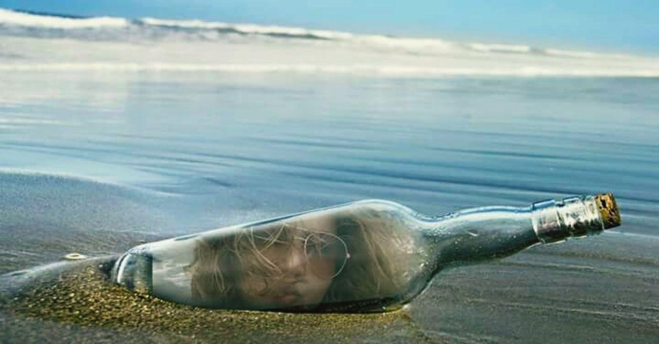 Bottle message....