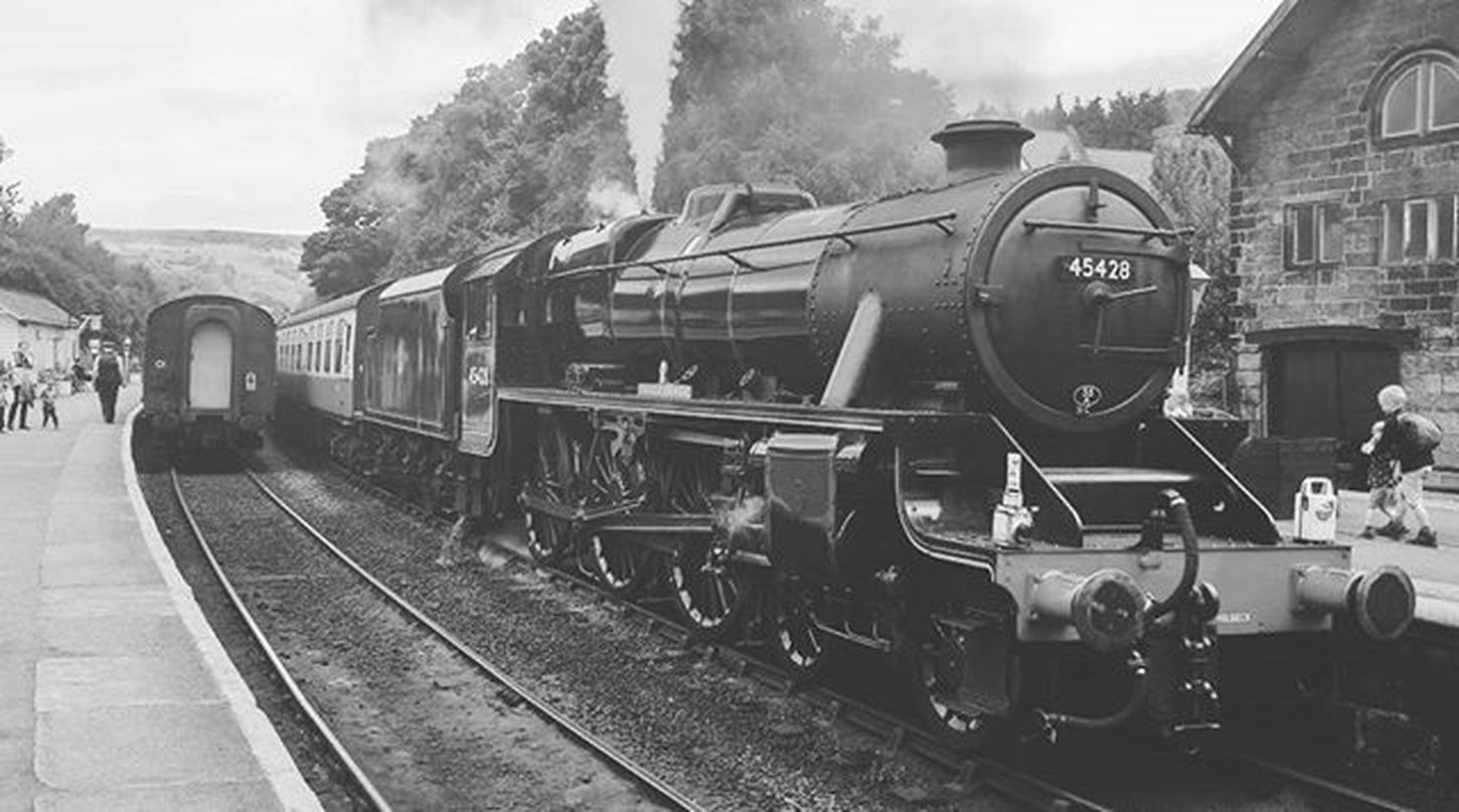 Steamtrain Grosmont Nymr Northyorkshire Whitby 2015