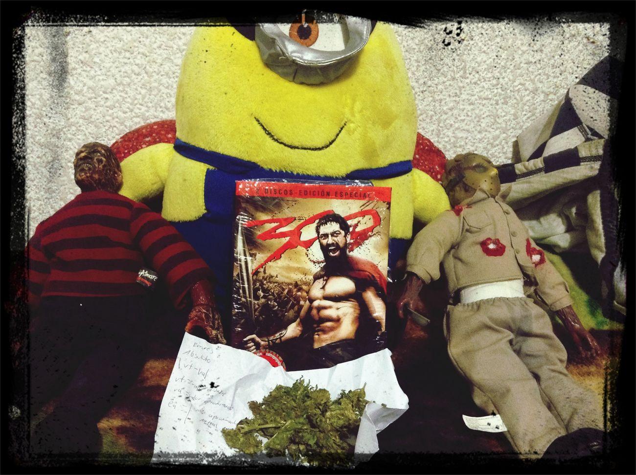 Weed Life Weed Jason Freddy Krueger
