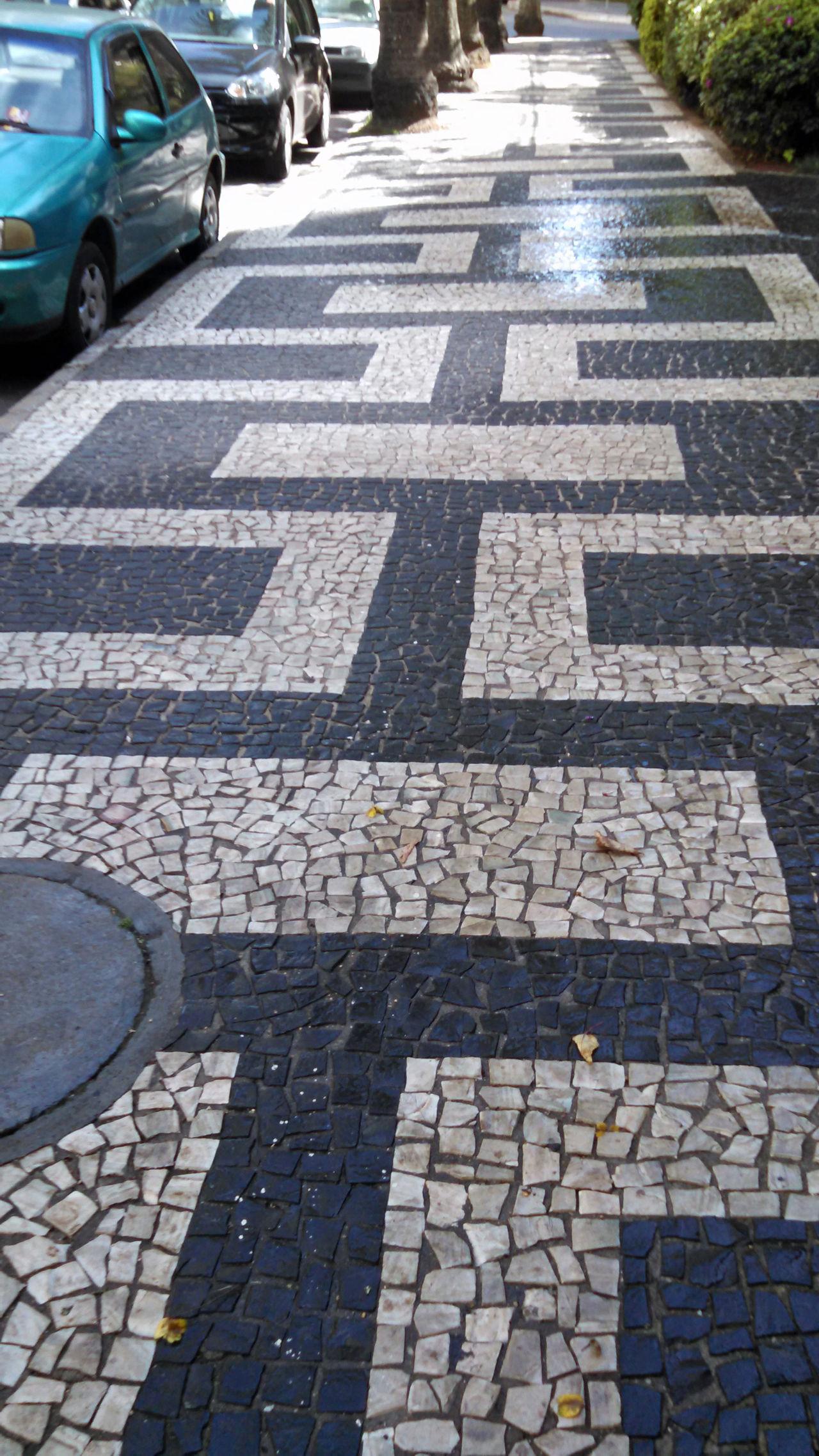 Art Artistic ArtWork City Day No People Outdoors Pattern Rocks Sidewalk Texture The Way Forward