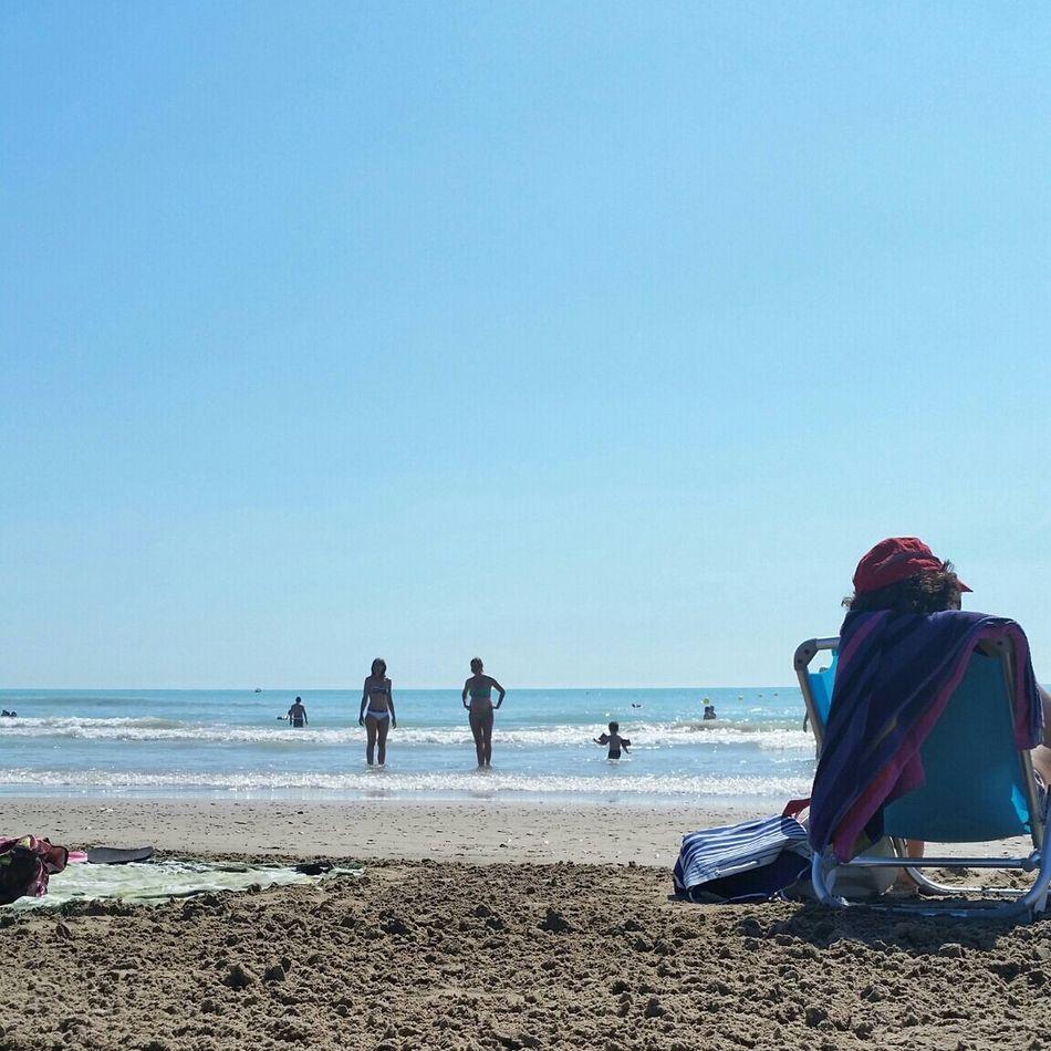 Holiday Summer Beach Relaxing