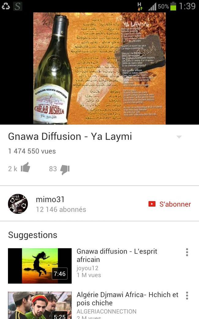 GnawaDiffusion Gnawa Music Gnawa Music Youtube