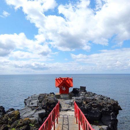 Hokkaido,Japan Rebun Island