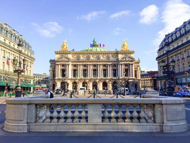 Have a great Sunday! Bon dimanche Architecture Sky Paris Sunny Eyem Best Shot - Architecture Paris ❤ Parisweloveyou Architecture