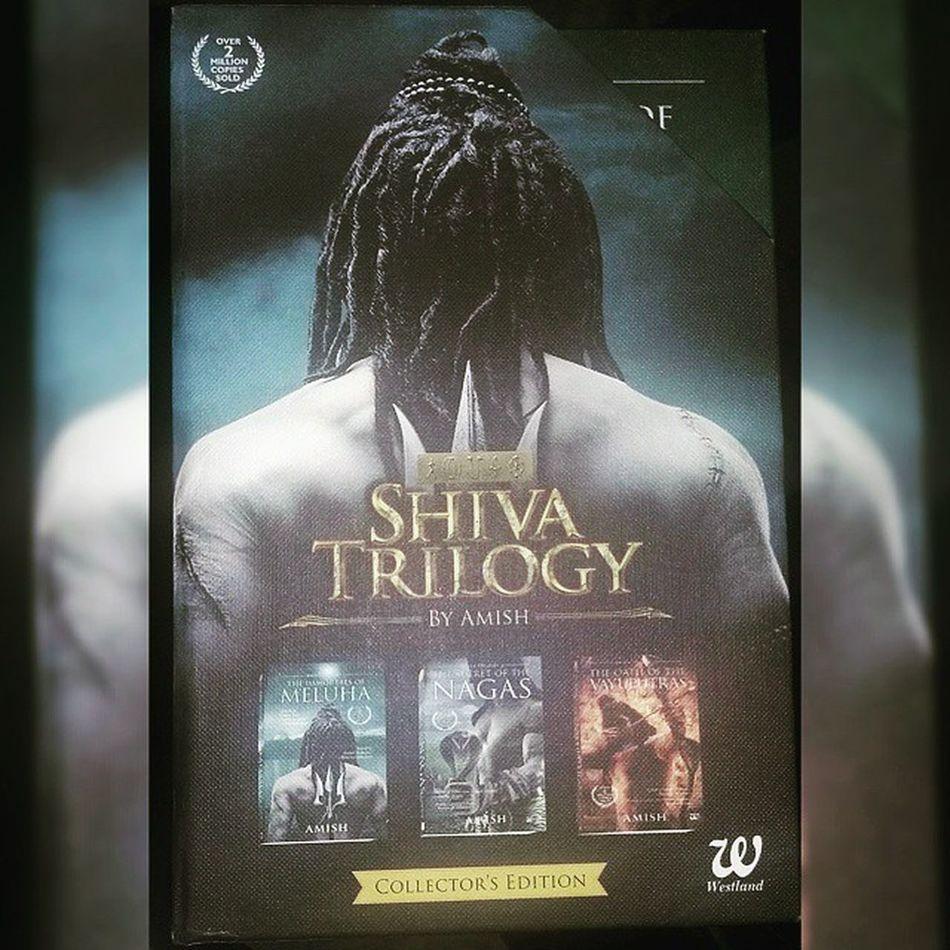 ShivaTrilogy Amish Got 3edition Meluha Nâgas VAYUPUTRAS