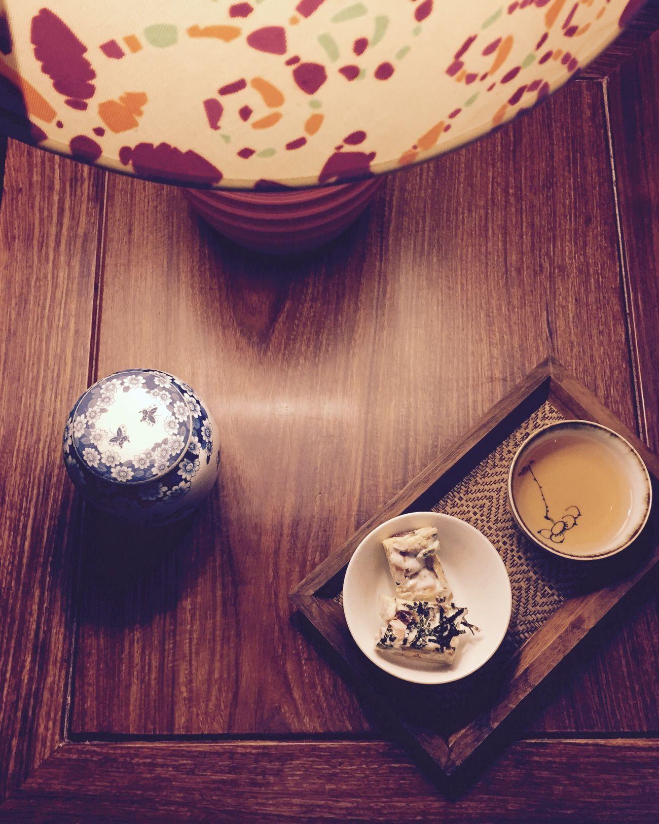 Light Snack Time! Tea