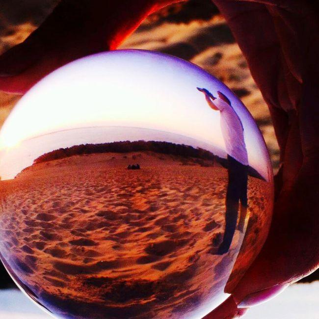 Photographer Cristalball Boule Colorphotography dunedupyla