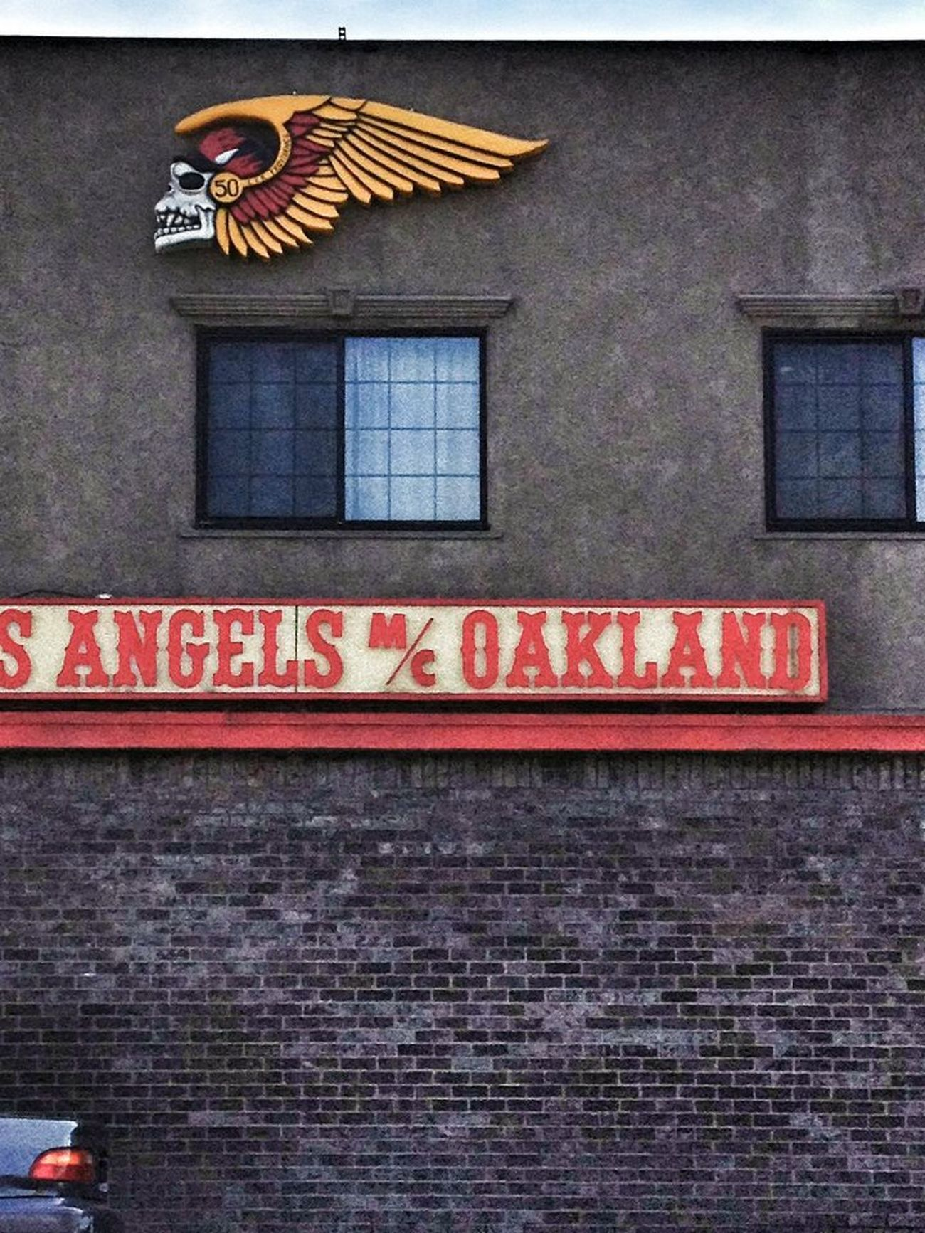 Oakland Hells Angels Rules California Respect