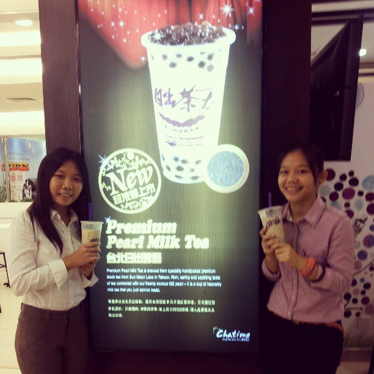 Study hard and also ply hard... Interview Franchise ChaTime