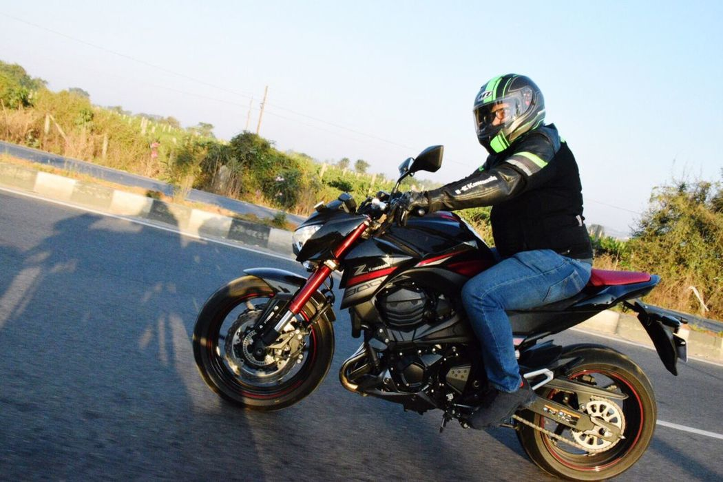 Kawasaki KawasakiZ800 Sunday Ride Bikers Superbike Morning Men Men's Toys Boys Will Be Boys Celebrate Your Ride