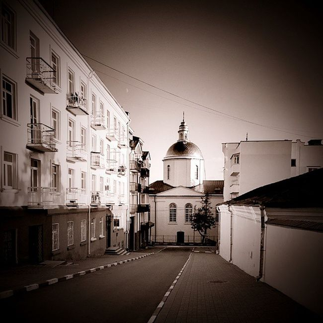Polotsk Belarusgram Belarusinsta Sepia Streetphotography Walking Around Chirch Thestreetphotographer2016eyeemawards Thearchitect-2016-eyeemawards The 2016 EyeEm Awards