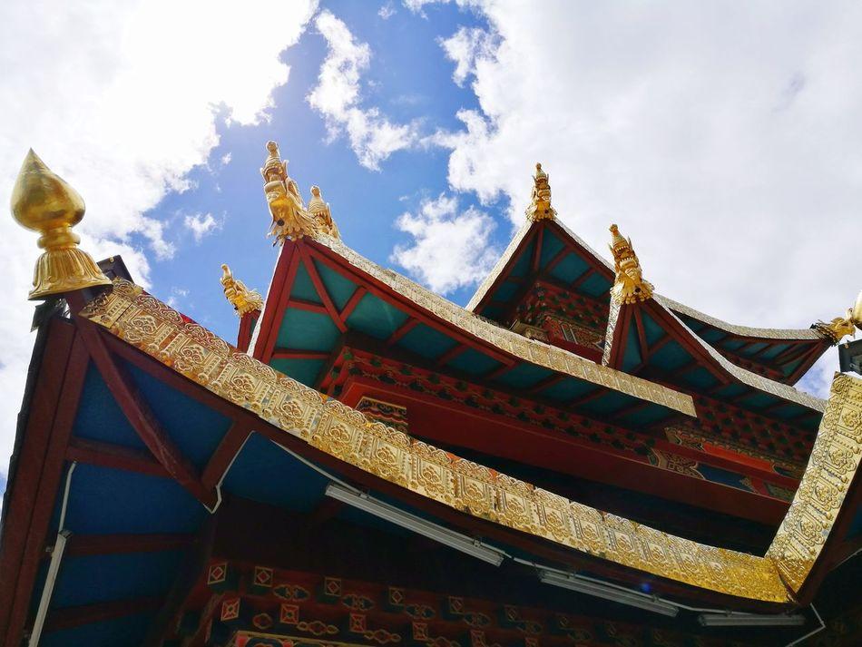 Temple - Building Cultures 佛教 EyeEm Diversity