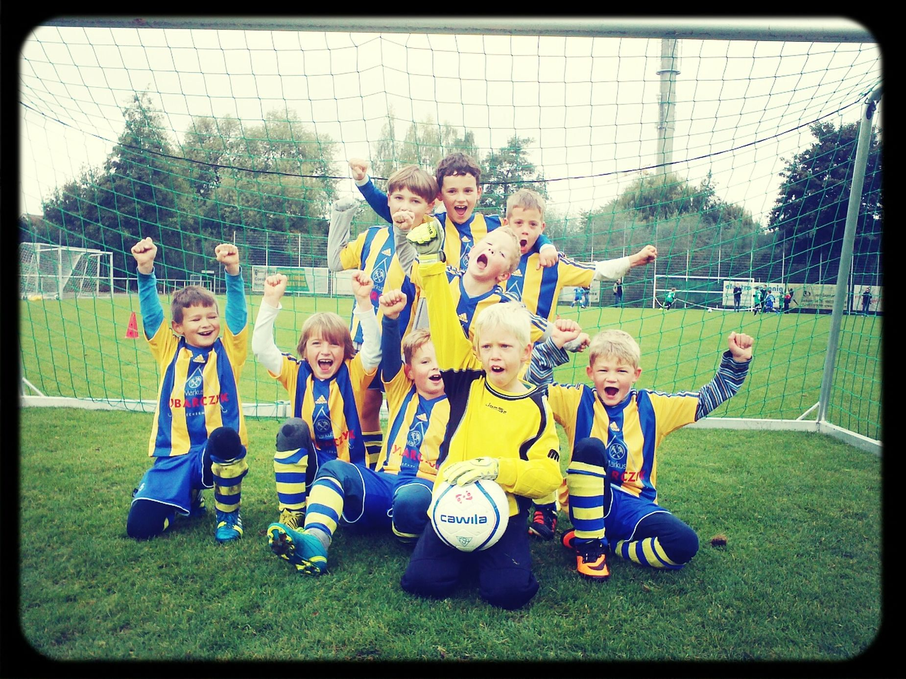 8:2 victory Youthsoccer Jugendfussball