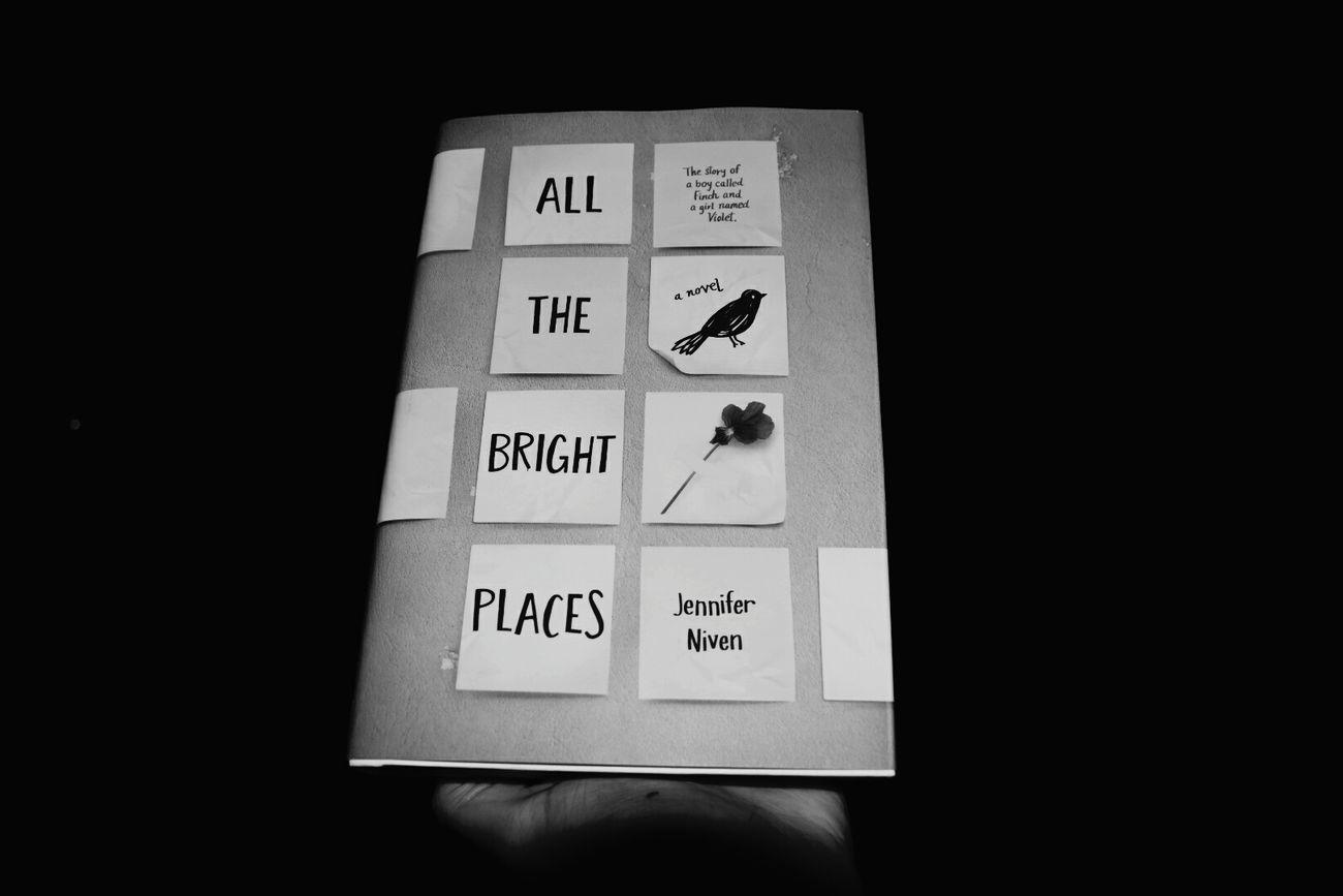 Bookstagram Amazing Books EyeEm Allthebrightplaces Jenniferniven Photography