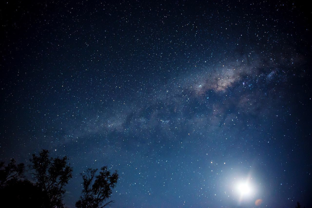 Beautiful stock photos of galaxy, Astronomy, Beauty In Nature, Galaxy, Glowing
