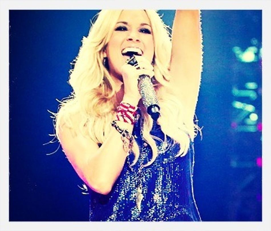 Forever and always my inspiation! Carrie Underwood Inspiation