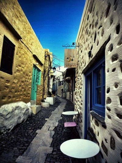 Syros Island First Eyeem Photo Greece Sea And Sky Great Atmosphere Colorful