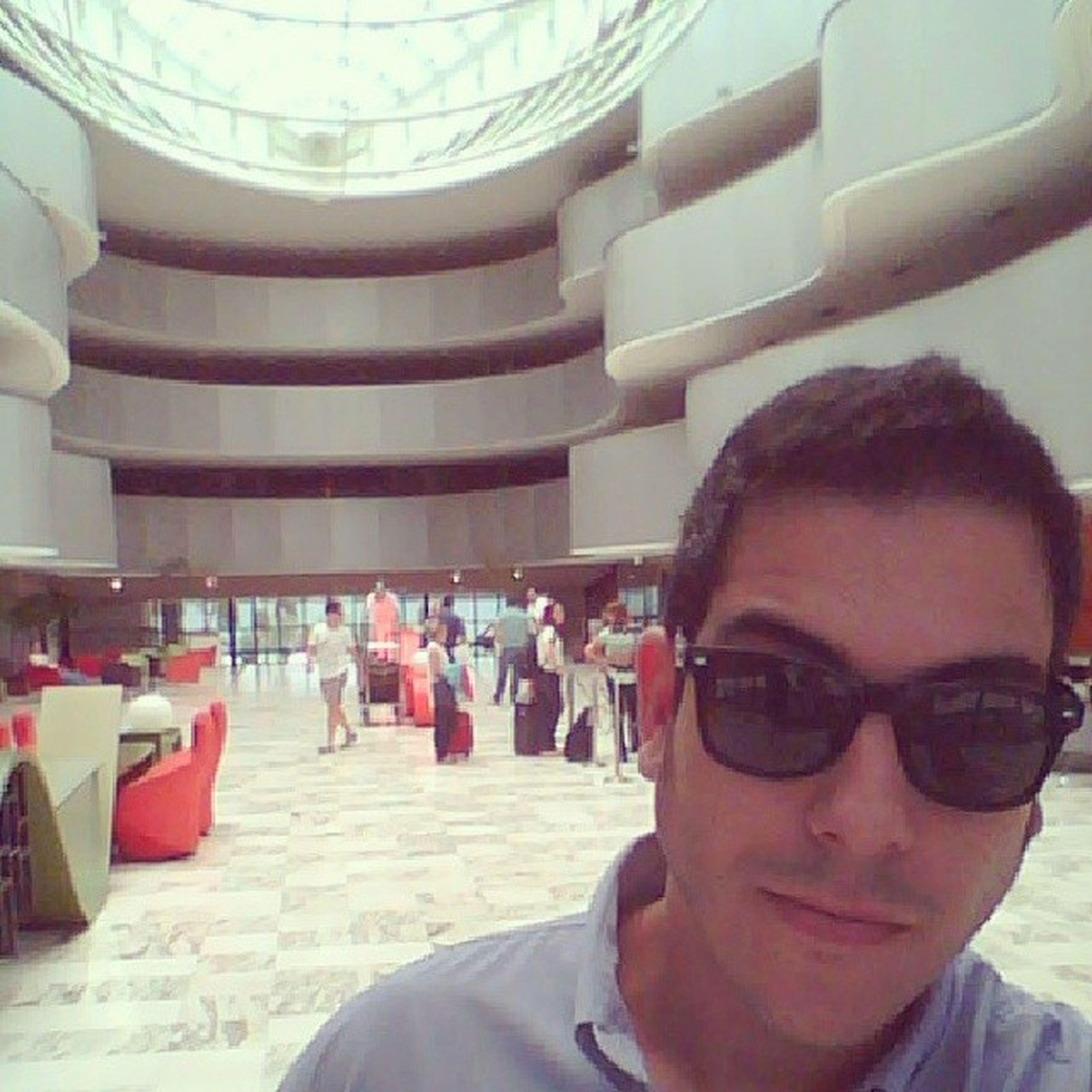 Selfie Brasília ROYALGOLDENTULIP