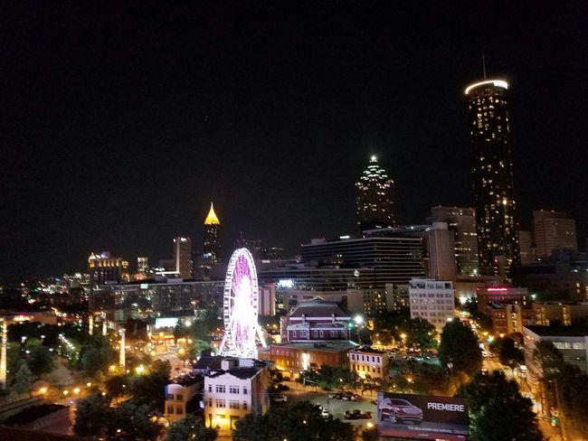 Walking Around SKYLOUNGE Cityscapes Night Lights Nightphotography Night View