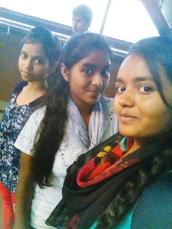 Aday With My Sister <3 School Friend In DelhiMetro Sarojini Nagar Market Love Shopping Love Photography ♡