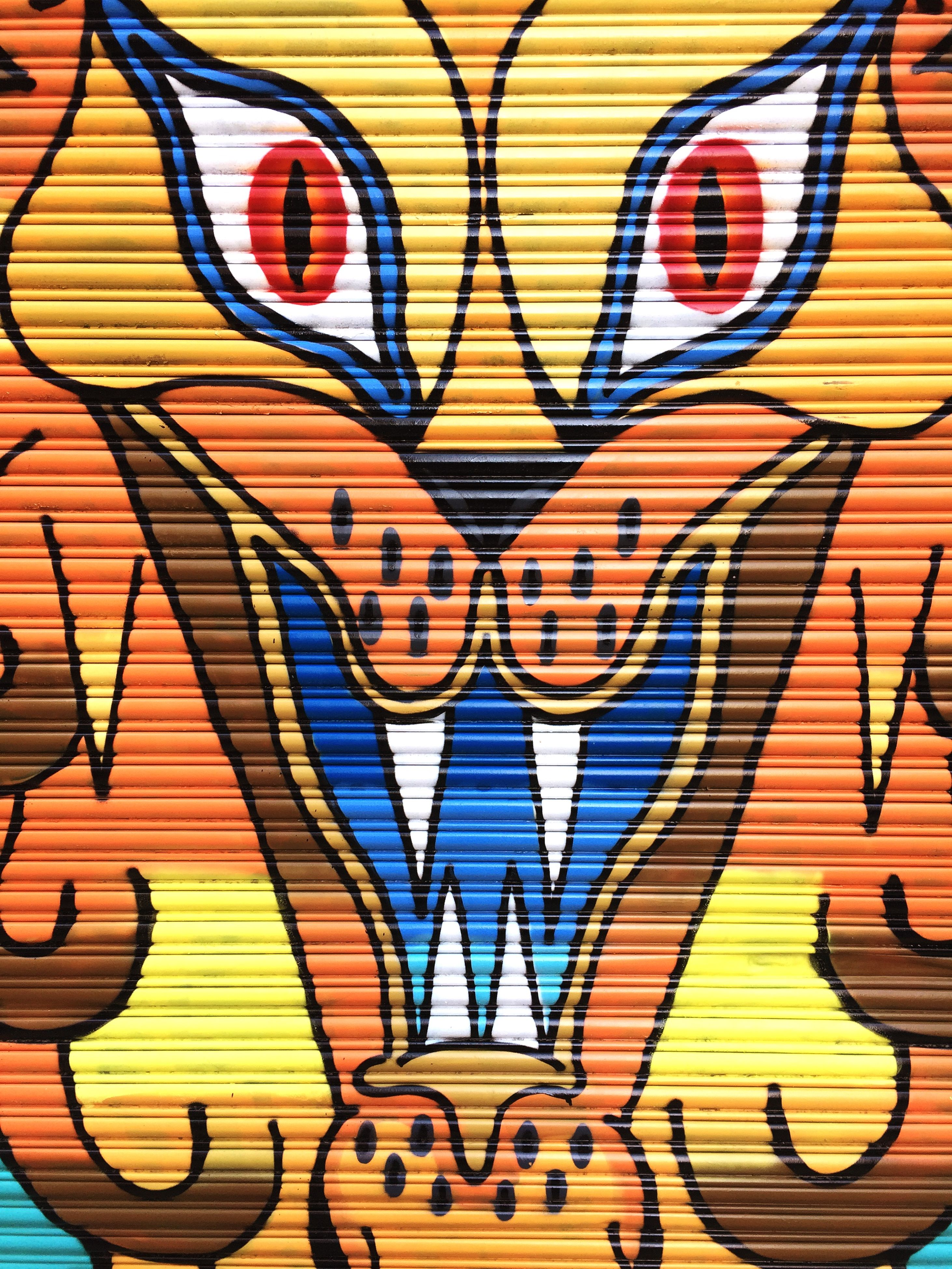 multi colored, creativity, art and craft, art, graffiti, pattern, design, architecture, built structure, full frame, backgrounds, wall - building feature, colorful, building exterior, yellow, wall, street art, no people, mural, indoors