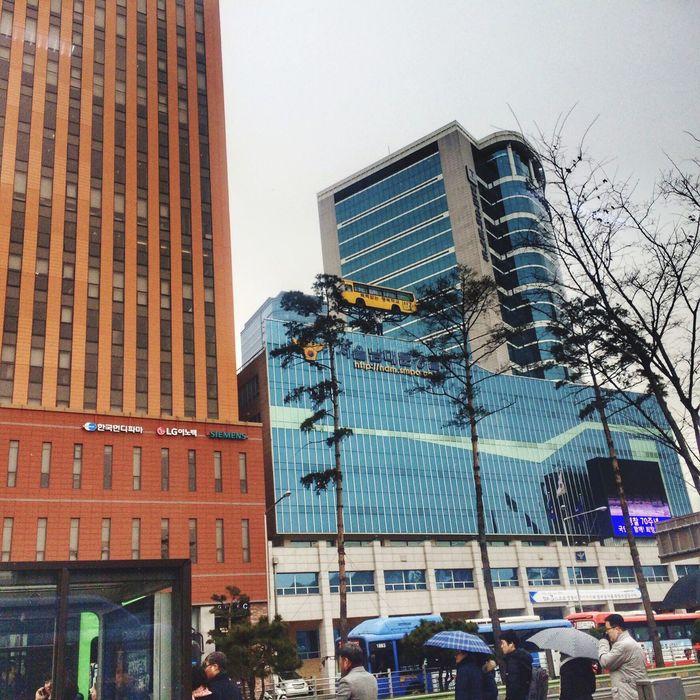 Travel 🇰🇷 Walking Around Wanderlust Karphotography South Korea Winterfeels