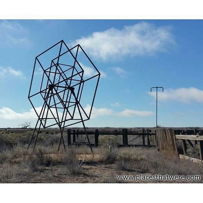 Anyone know what this is? Abandoned Abandonedbuilding Abandonedplaces Arizona Camping Decay Forgottenplaces Ghosttowns Hopi Mormons  Navajo Roadtrip Route66 Rt66 Ruins RuralExploration Rurex Urbanexploration Urbex