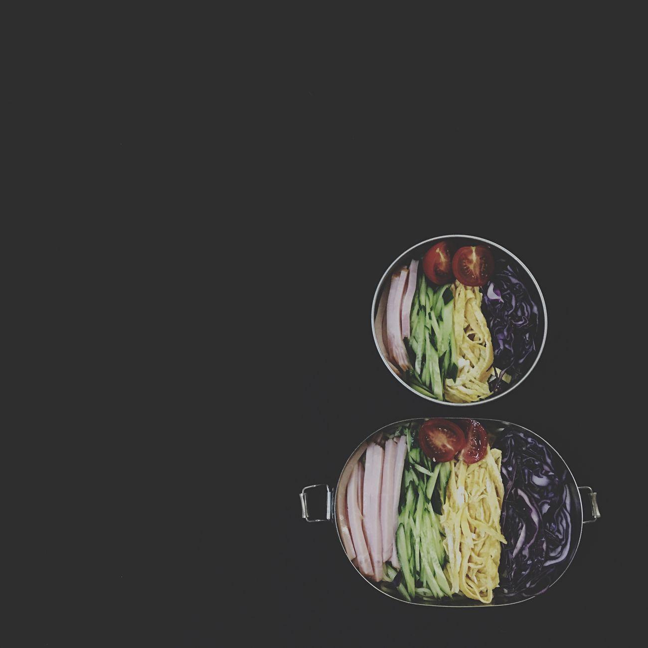 冷やし中華 お弁当