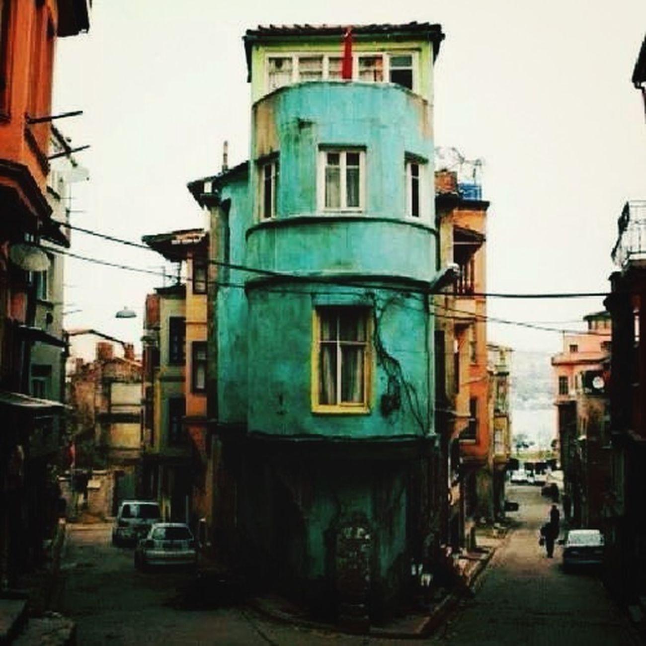 Street love :) Turkuaz Aşktır Bende  :))