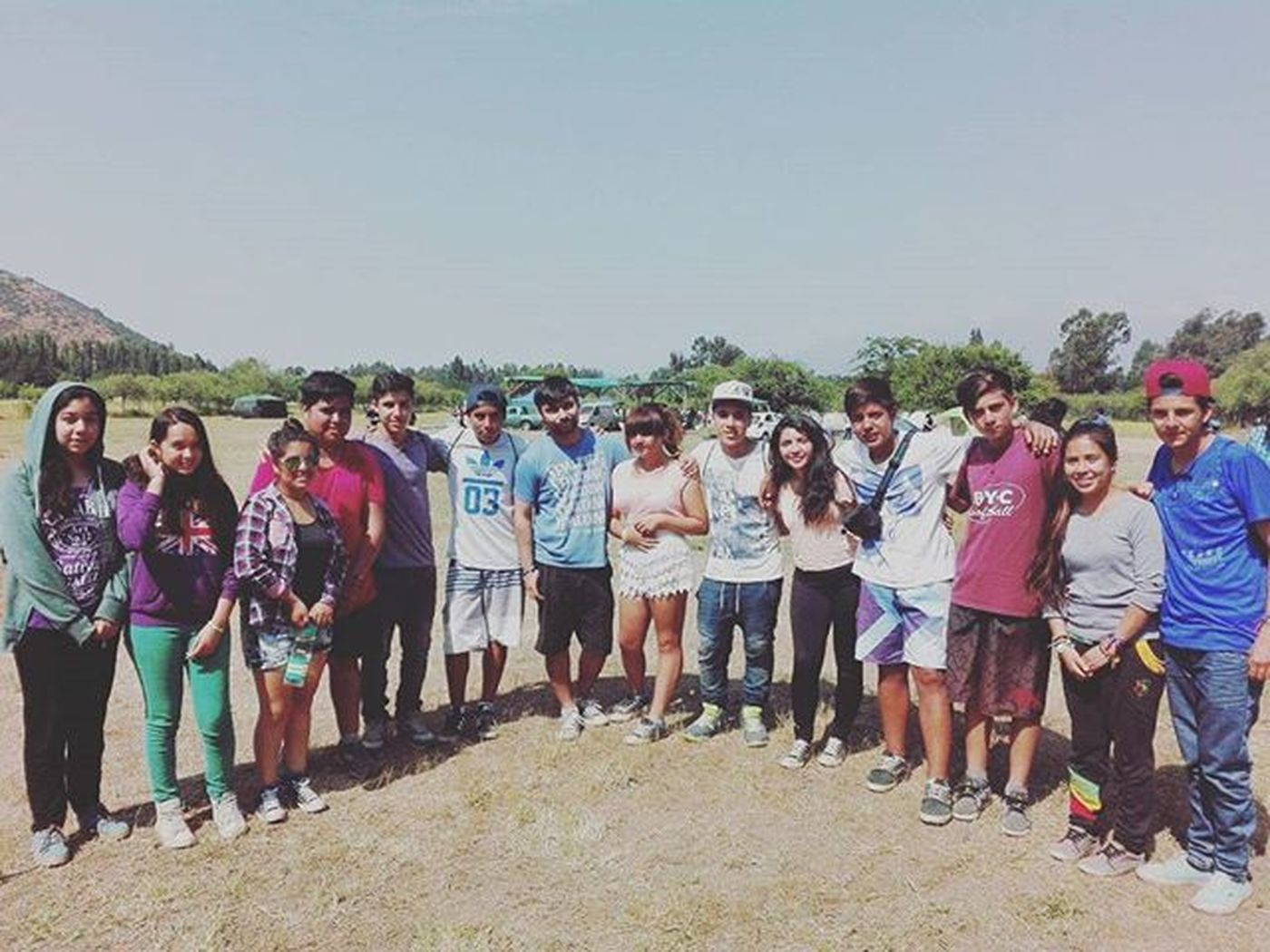 La mejor comunidad que me puede haber tocado 💕💕💕💕 Boskuñul Boskuñules CampoBosco2015 Cas_encuentro CAS