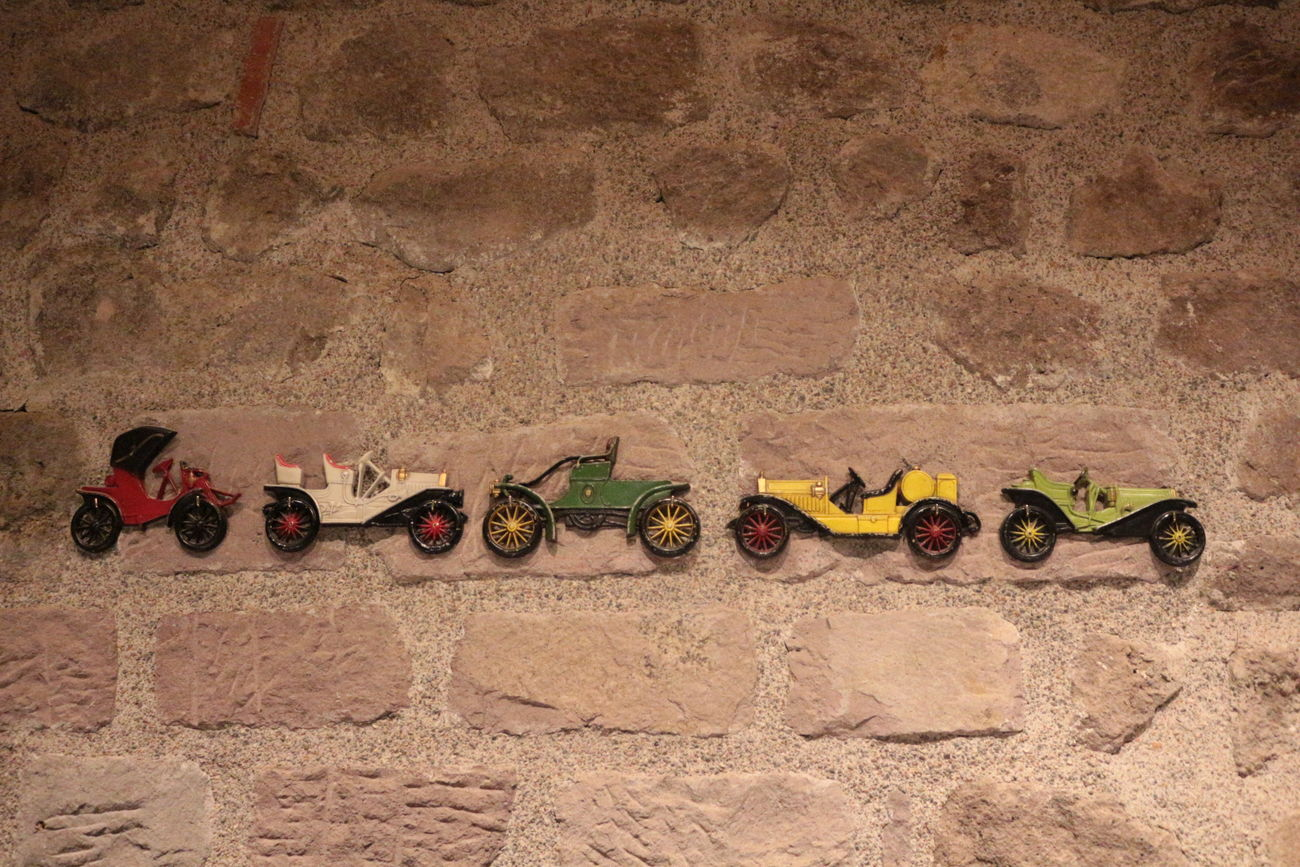 Cars Colorfull Inline Multi Colored Nature No People Order Wall