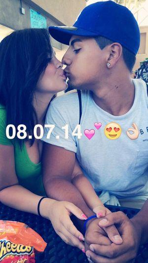 My boyfriend and I ??