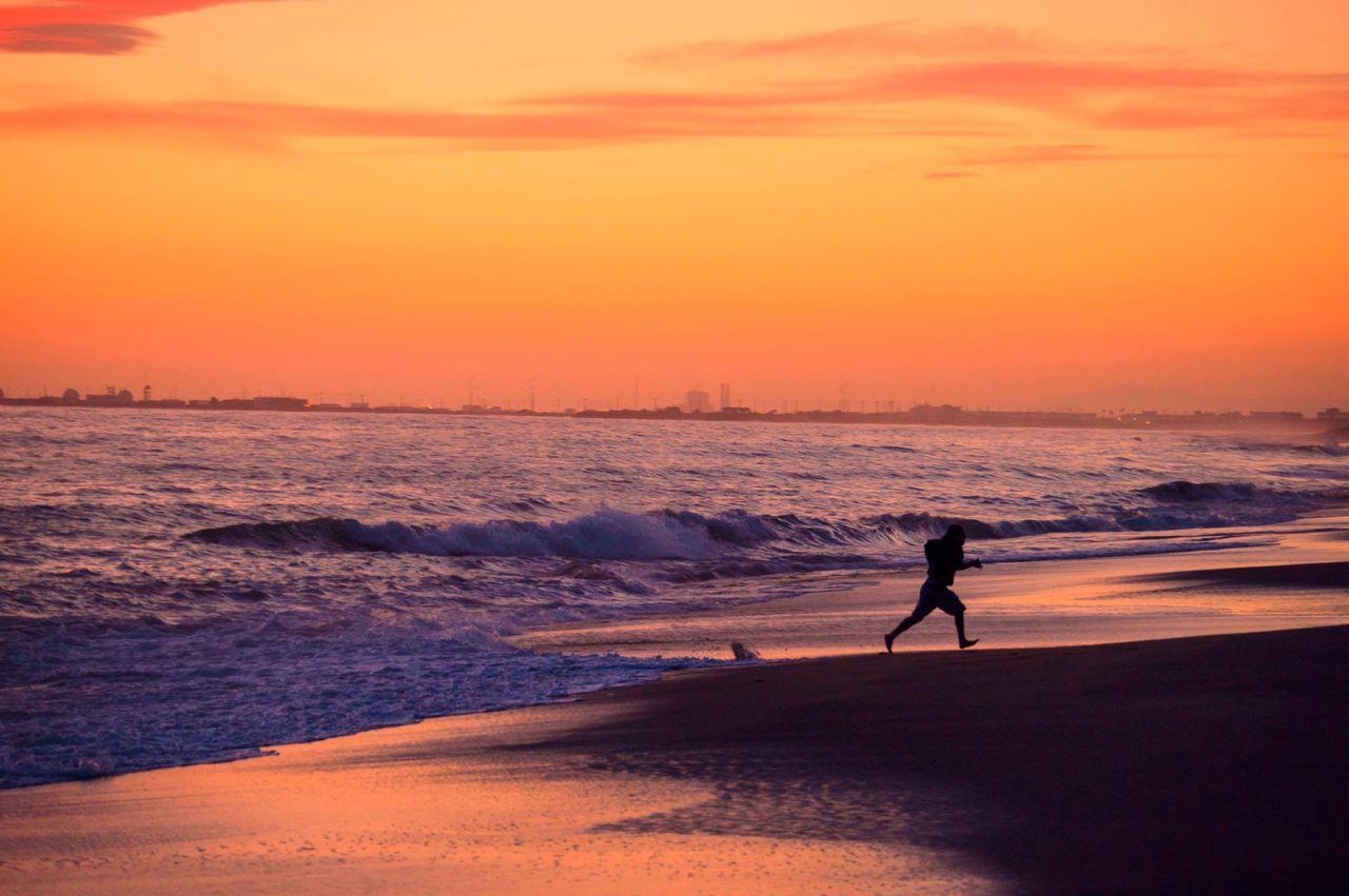 Beautiful stock photos of holiday, Beach, Camarillo, Cloud - Sky, Dusk