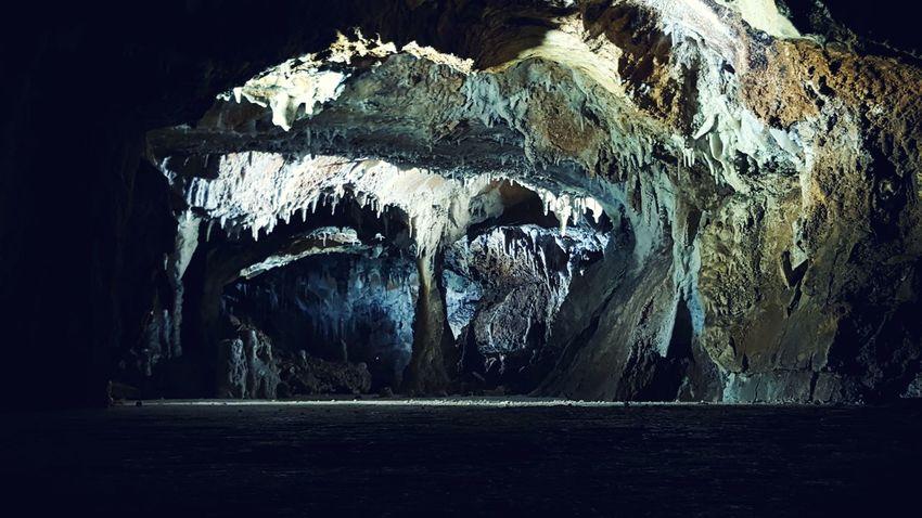 Nature Grotte Choranche France Great Passion Pierre Monde Photographie