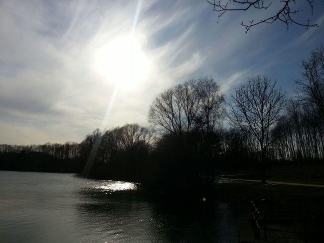 am Padersee... Nature Spring Frühling Lake