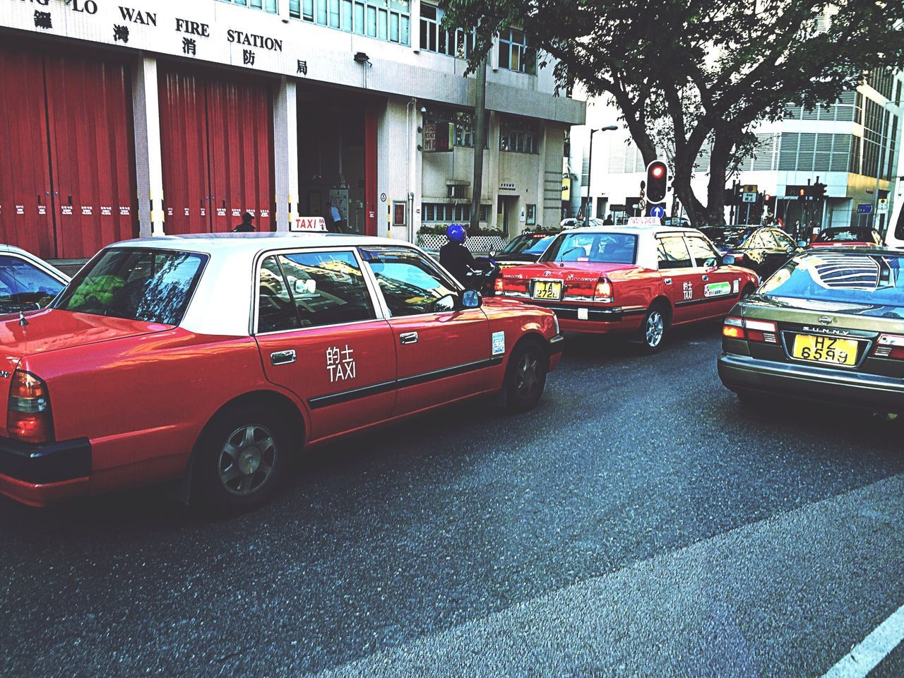 #Street Photography HongKong Right Side Driver Seat Busy Street IPhoneography