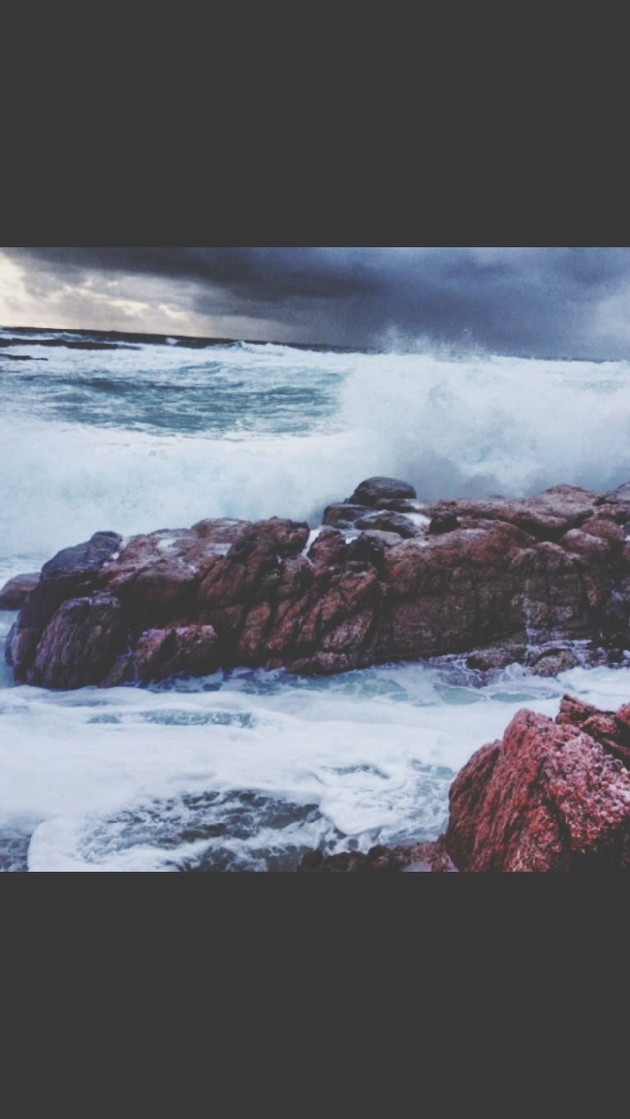 Mission Mystery West Side Stormy Weather Vatersay