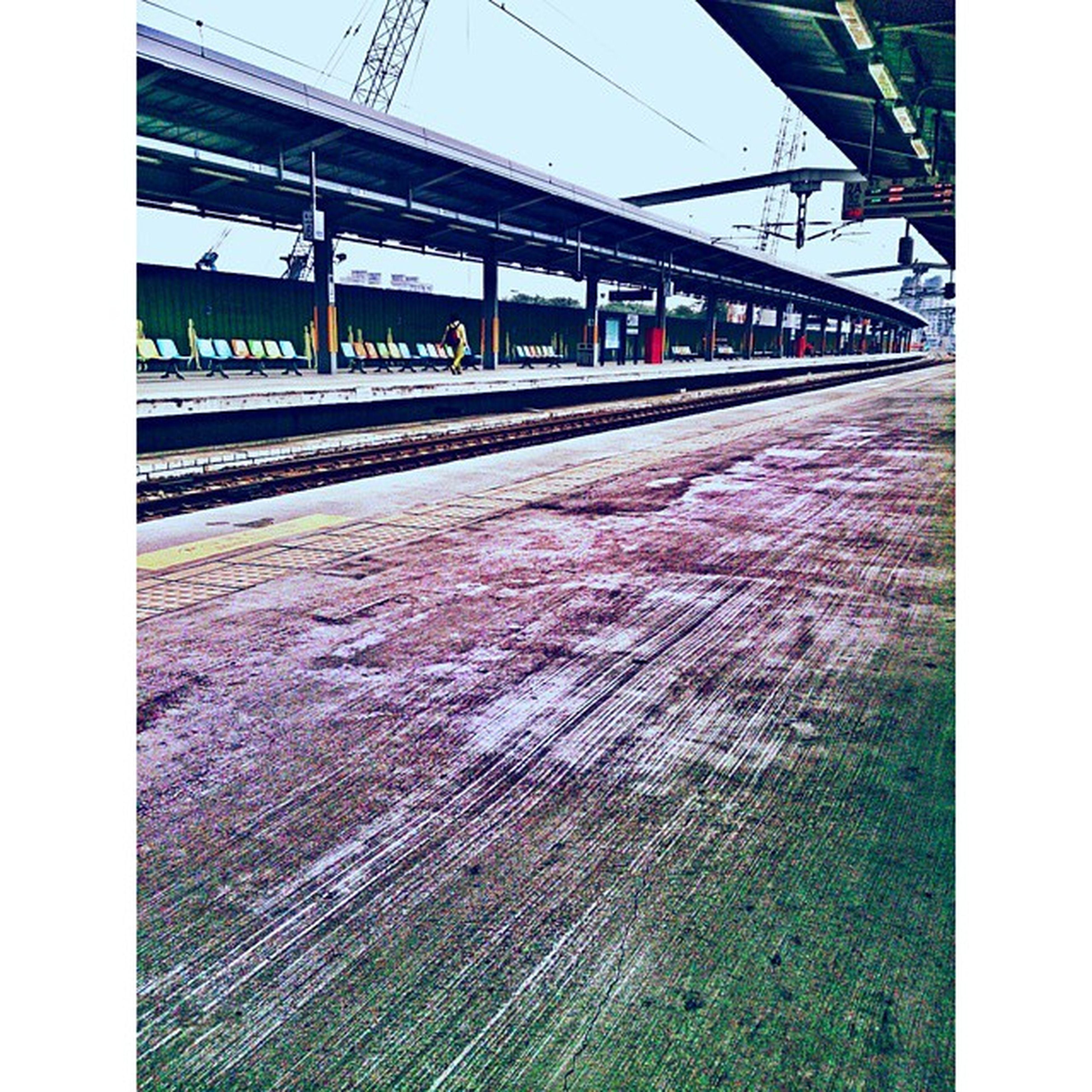 回家回家 鳳山火車站 冷冷的 回家囉