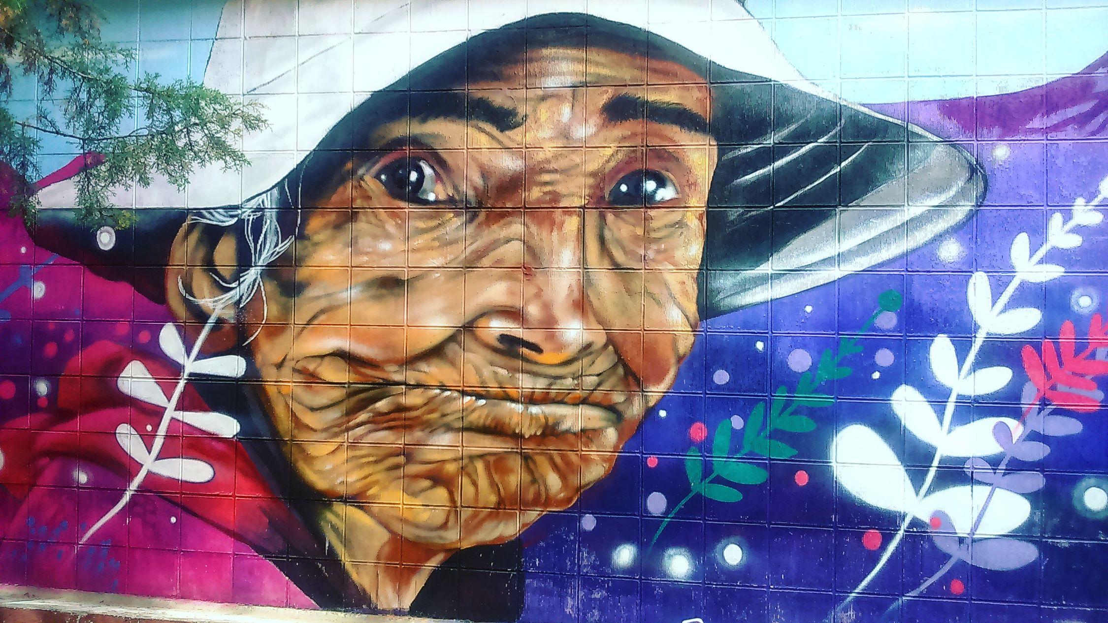 EyeEm Diversity Cochabamba - Bolivia Front View Why Not? Grafiti Wall Looking At Camera Umss Beautiful Woman