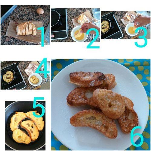 Rcnocrop Desayuno Morning Vscogrid Vscovisuals Vscocam VSCO València Torrijas Huevo 🍳 Cocina Mañana Delicia Instagram Pants 🍞 Love F4F L4l
