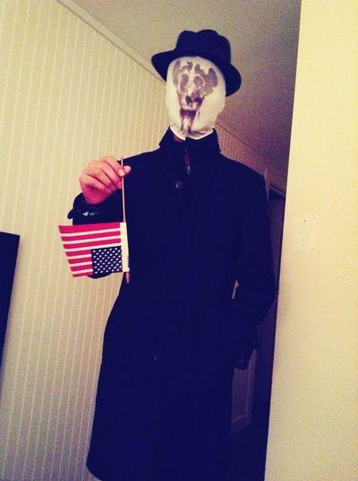 Egocentric predicament. Rorschach Taking Photos Hi! Hello World