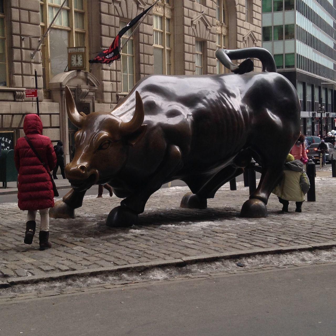 Beautiful stock photos of stock exchange, Animal Representation, Animal Themes, Animals Charging, Architecture