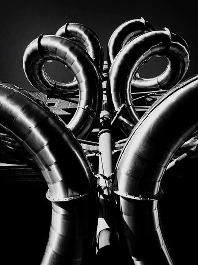 Architecture_collection Architecture Art London Monochrome Blackandwhite Carsten Höller Twisted Symmetrical Shades Of Grey Better Look Twice