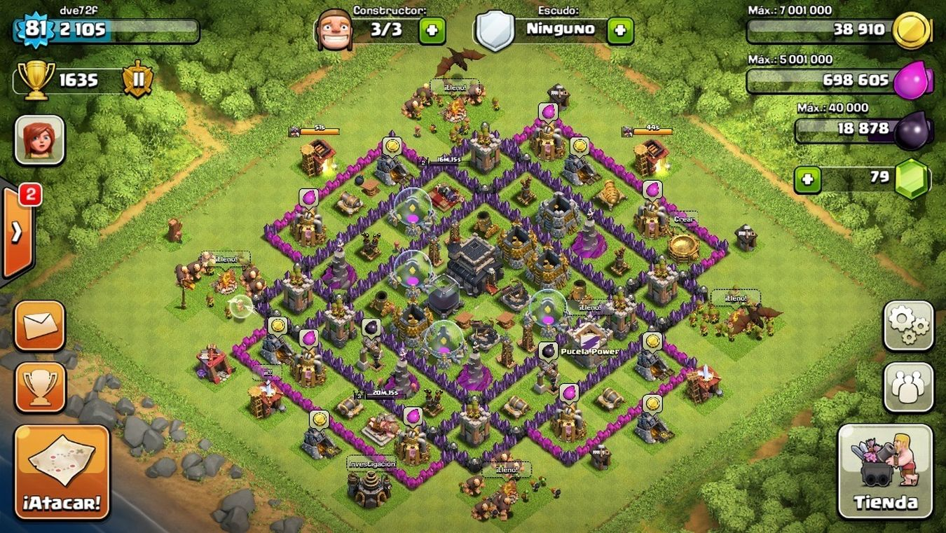 Clash Of Clans e What Video Game Are You Playing? IPhoneography Playing Games