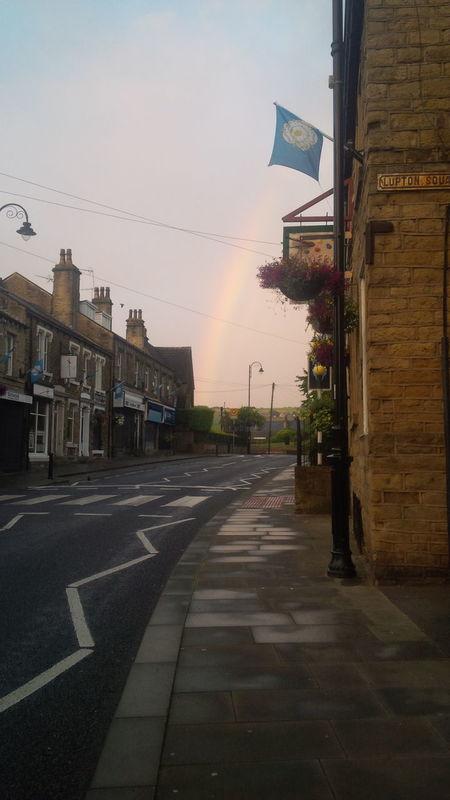 Rainbow Sky Rainbow🌈 Holmfirth